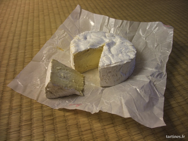 Très beau camembert :)