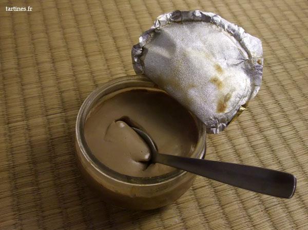La crème au café est aussi bonne que belle, pas de souci ;)