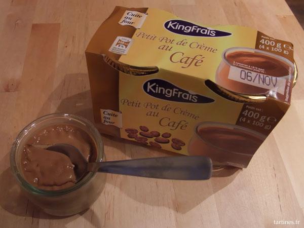 Crème au Café Lidl