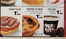 Pastel de Nata du KFC
