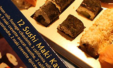 Sushi Maki Kawaï : sushi et maki surgelé de Picard