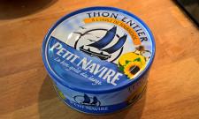 Boîte de thon Petit Navire